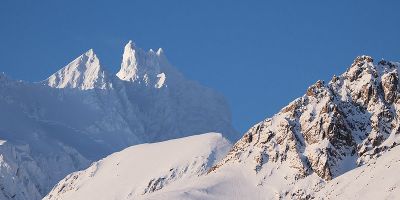 6.) Rugged peaks with shear vertical faces were a common sight. This is such a ruggedly beautiful land.
