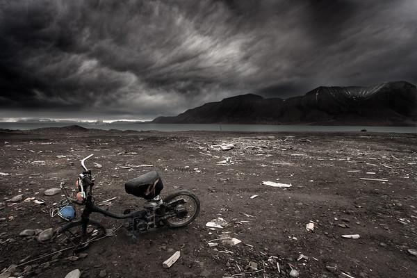abandoned arctic