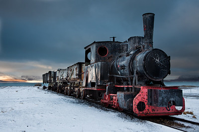 Ny Ålesund Train