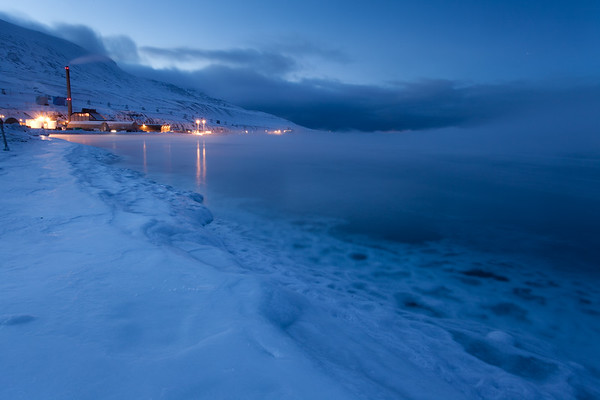 longyearbyen powerstation