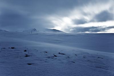 desolate arctic