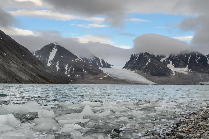 Landscape, Svalbard