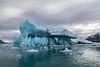 Stunning iceberg in Monacobreen