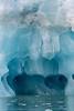 Iceberg detail, Monacobreen