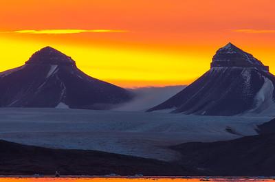 Landscapes Svalbard