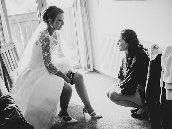 Veronika a Pavel - svatební den