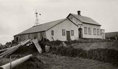 Símstöð (Miðey í Austur Landeyjum?)