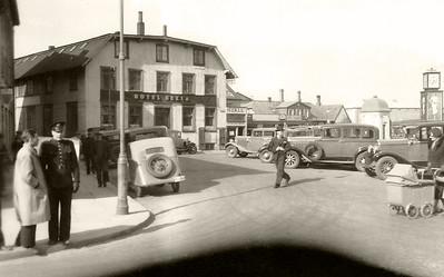 Lækjartorg 1935-8