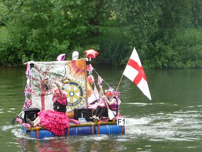 Raft Race 16