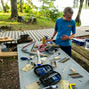 on Island Outpost in Lake Fausse Pointe State Park near Loreauville, LA, Thursday, July 3, 2014. <br /> <br /> Paul Kieu, The Advertiser