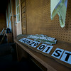 The Swamp Base trek identification number of Troop 383 is seen affixed to a wooden panel on Island Outpost in Lake Fausse Pointe State Park near Loreauville, LA, Thursday, July 3, 2014. <br /> <br /> Paul Kieu, The Advertiser