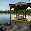 Stand-up paddle boards and kayaks are among the activities offered on Island Outpost in Lake Fausse Pointe State Park near Loreauville, LA, Thursday, July 3, 2014. <br /> <br /> Paul Kieu, The Advertiser