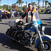 George Tunis walked away with Oldest Bike and Antique Class Winner for this 1947 Harley EL
