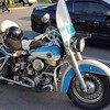 Oldest Bike Award Winner and Antique Class Winner 1947 Harley EL