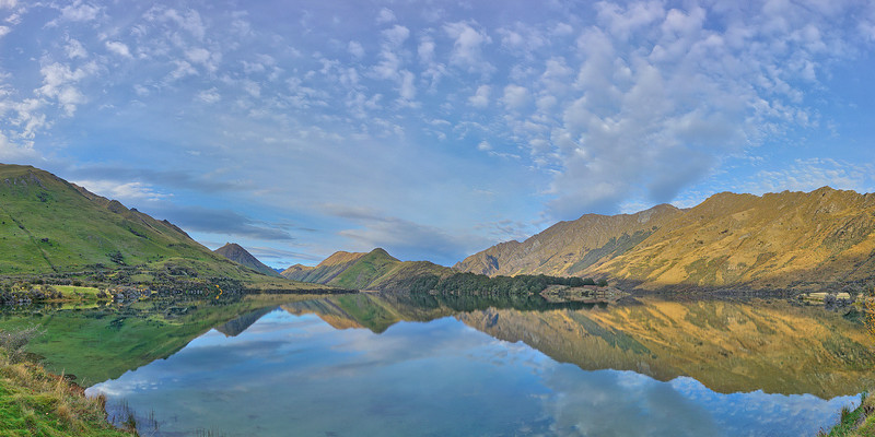 Moke Lake, Queenstown, New Zealand