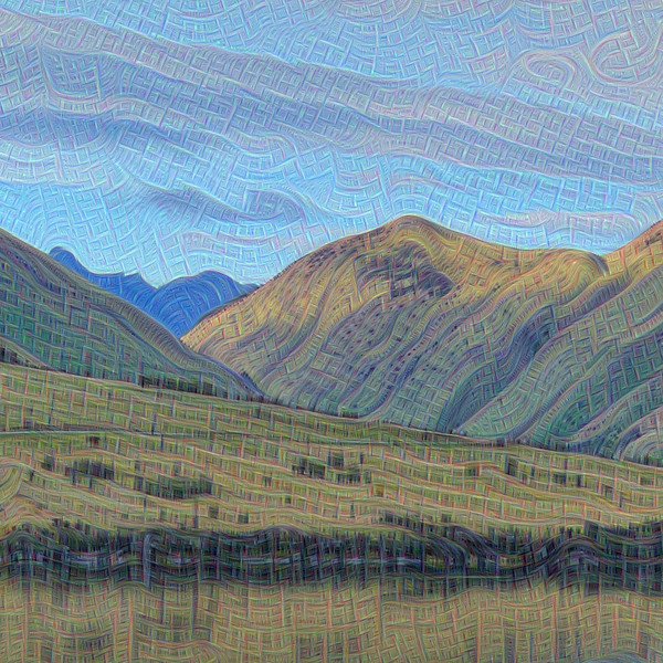 Moke Lake - Detail #1