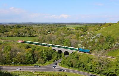 D7535 Corfe Viaduct