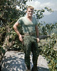 LCS200: Larry Swank still serving with the 3/18th Arty doing FO duty at a Republic of Korea (ROK) Marine outpost in Vietnam - This was about December 67