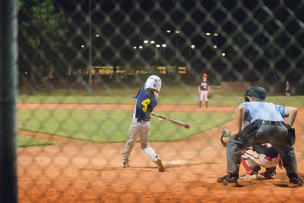 Swarm Baseball 10u Gold