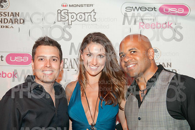 The Sweat USA night VIP reception
