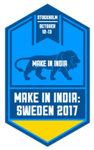 MAKE IN INDIA:SWEDEN 2O17