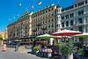 The Grand Hotel in Stockholm, Sweden.