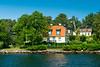 The Blockhusudden cape near Stockholm, Sweden.