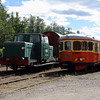 Z43 139 & 1242 at Nora Stad Depot on 16th June 2014 (2)