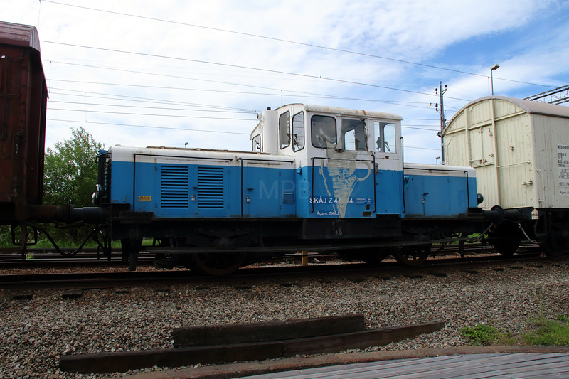 Z43 224 at Sala on 15th June 2014
