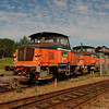 Z70 712 at Eskilstuna Depot on 15th June 2014 (2)