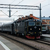 Rc6 1371 (91 74 1061 371-0 S-SJ) at Eskilstuna Central on 23rd October 2017 (1)
