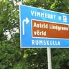 Vimmerby...also the home of author etc Astrid Lindgren..Pippi Longstockings creator.