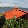 From Bredviken/ Torsby Camping.. cottages to rent.