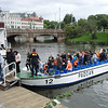 A popular way to see Gothenburg....by PADDAN boat co.