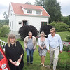 As I left, they walked out of the neat house, to say Goodbye. Trudy had left in her Rental car, drove back to Gothenburg, to pack and then go to dinner with Gunnar and Lena...then flew home the next morning.
