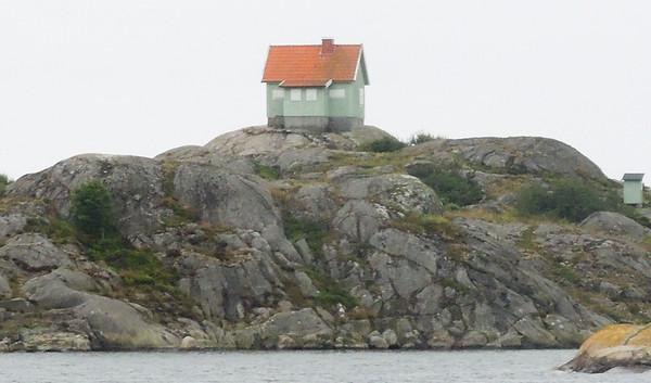 Sailing around Orust island .Day 6.