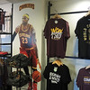 At Cleveland airport..two retail stores selling CAVS souvenirs. World Champs...a week earlier !