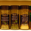 Spice rack, can you find the ginger?