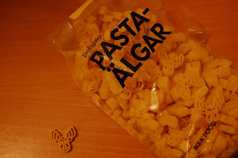IKEA Moose Pasta