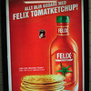 """""""Everything is better with Ketchup."""" The Swedes eat more Ketchup per captia than anywhere else in the world."""