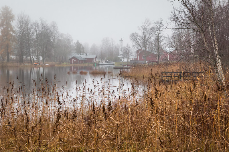 Autumn Mood in Stjärnsund