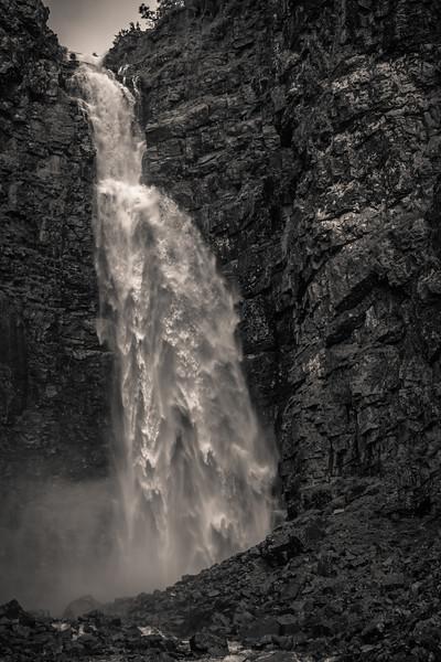 Njupeskär Falls