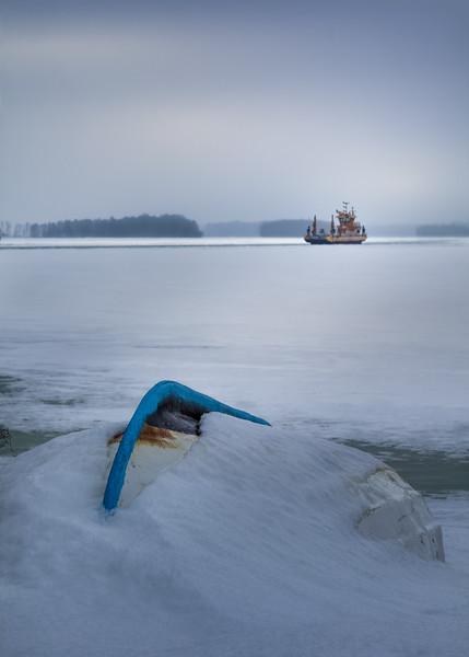The Ferry to Vinön