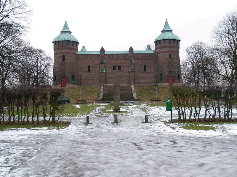 The Ringstorp water reservoir.