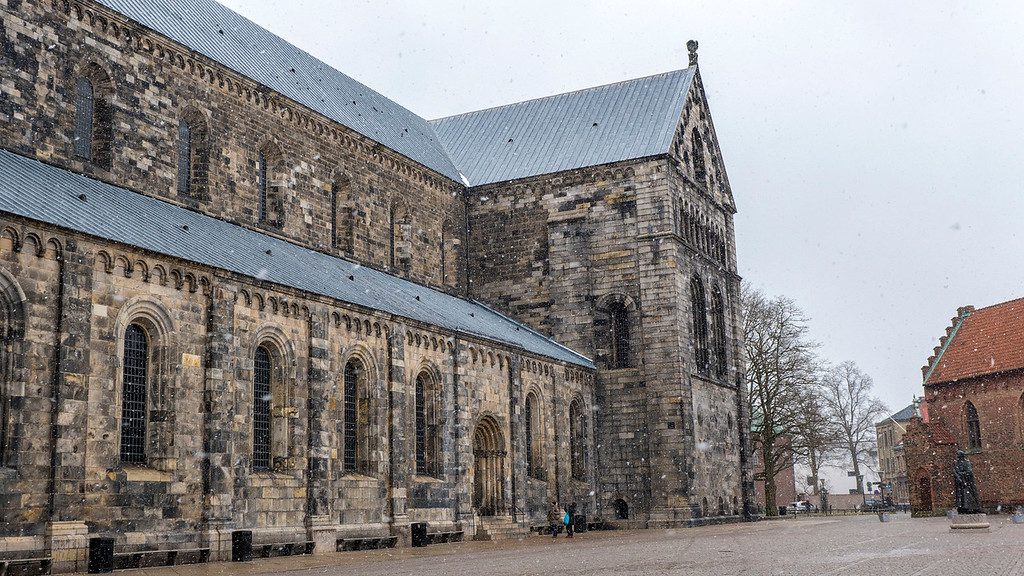 Lund Cathedral - Lund Sweden on a day trip from Copenhagen