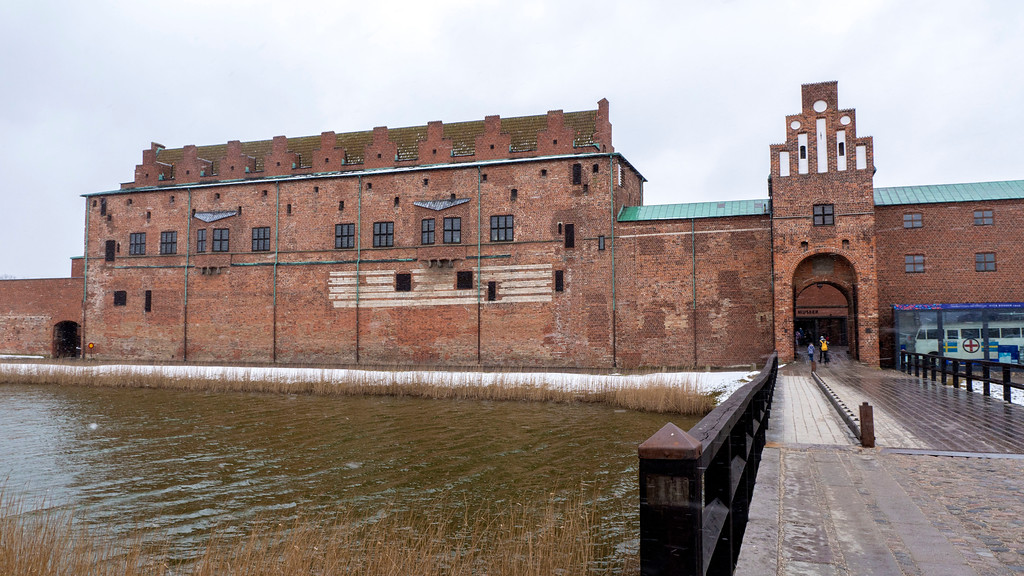 One day in Malmo - Malmo Castle