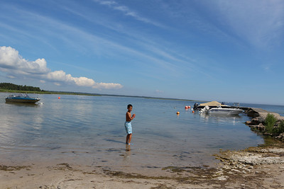 Baltic Sea, Gotland