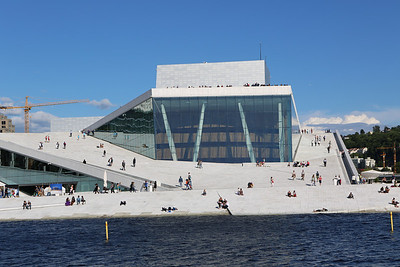 Oslo Opera House Olso,Norway