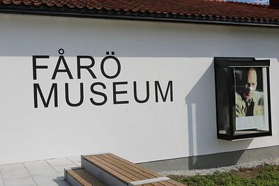 Faro Island Ingmar Bergman Museum