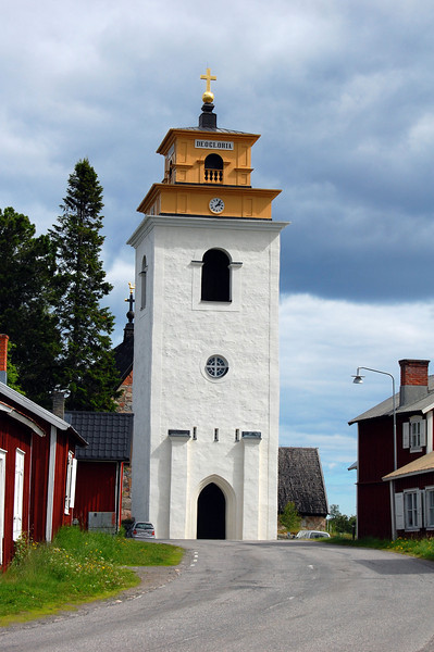 Gammelstaden Kyrkby (UNESCO World Heritage Site)